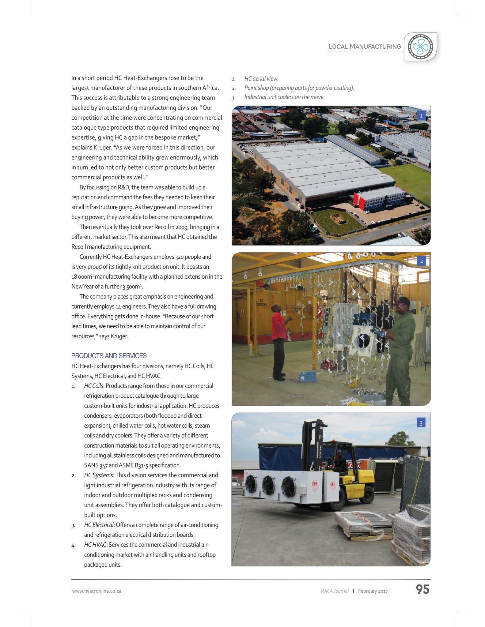 RACA February 2017 1 Page 2