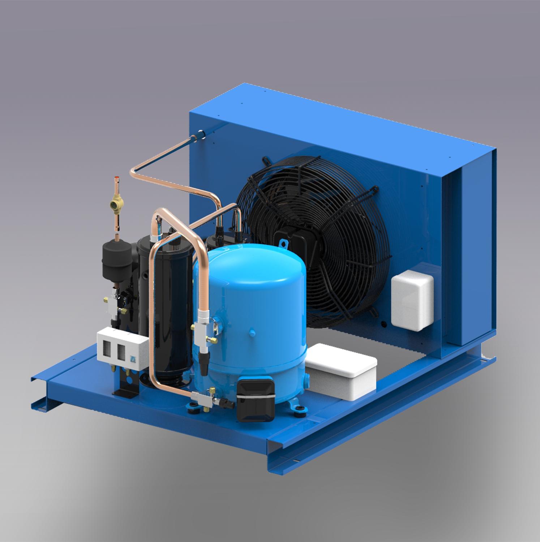 standard condensing unit